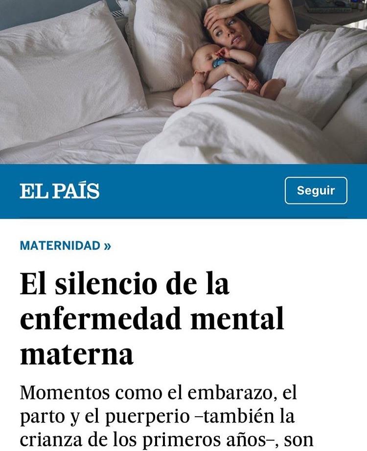 LA ENFERMEDAD MENTAL MATERNA.